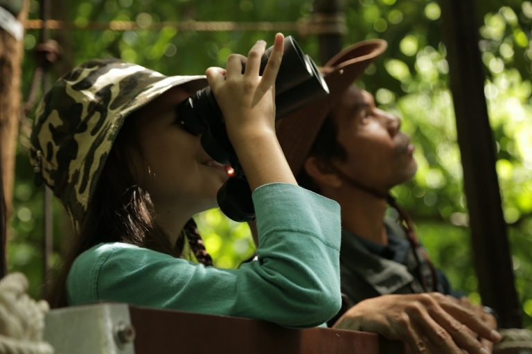 Support for the 2018 Taman Negara Bird Count