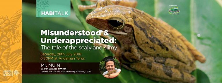 Habitalk: Misunderstood & Underappreciated – The tale of the scaly and the slimy