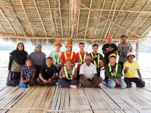 Developing native tree nurseries with local Jahai in Royal Belum State Park